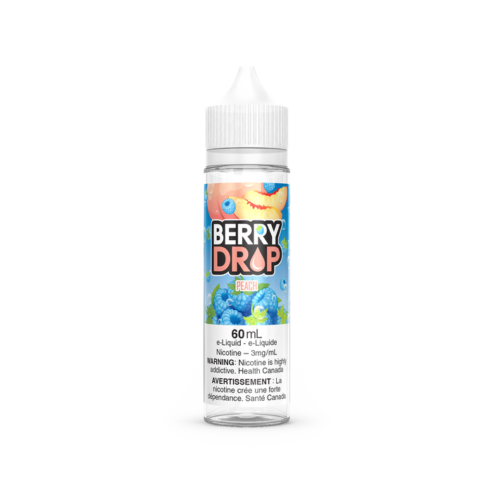 Berry Drop: Peach