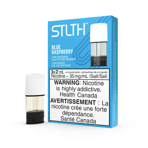 Blue Raspberry STLTH Pod