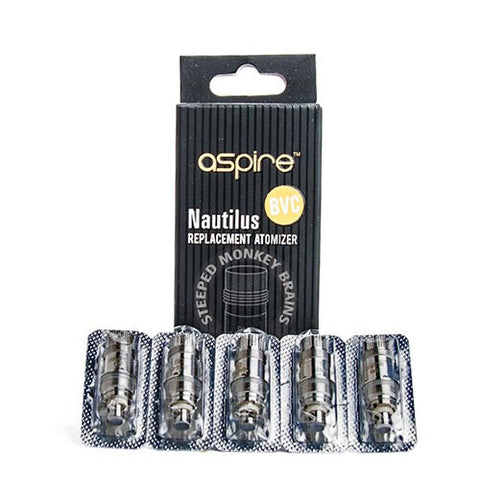 Aspire BVC Coils for Nautilus & Nautilus Mini