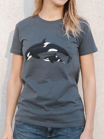 Women's Killer Whale T-Shirt