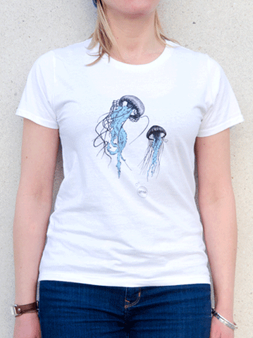 Women's Jelly Fish T-Shirt