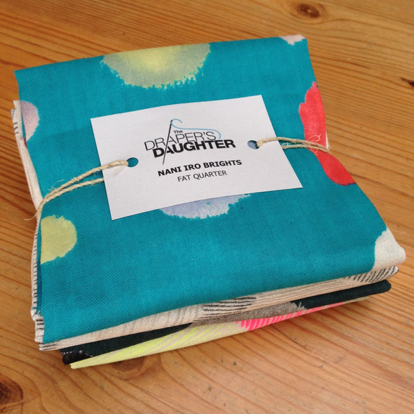 Nani Iro Brights Fat Quarter Bundle
