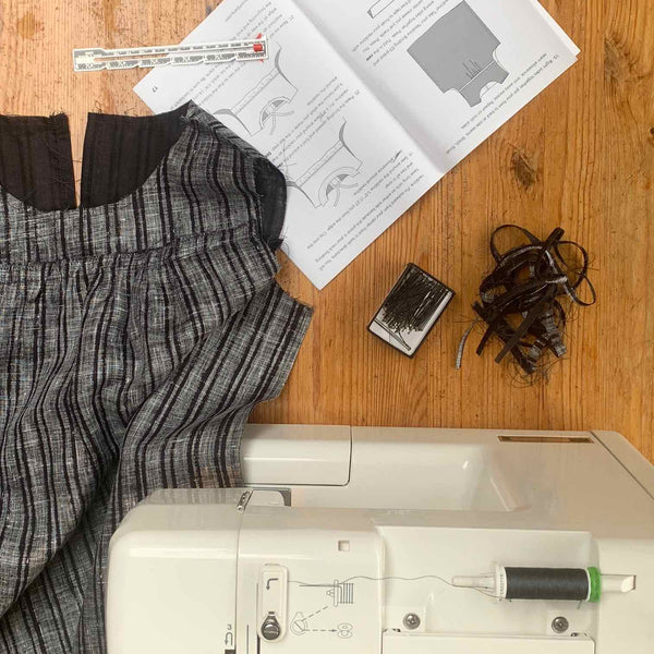 Friday Pattern Company Sagebrush Top Sewing Pattern Review