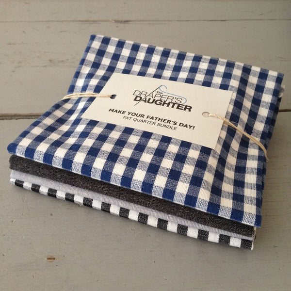 Make Your Father's Day Fat Quarter Bundle
