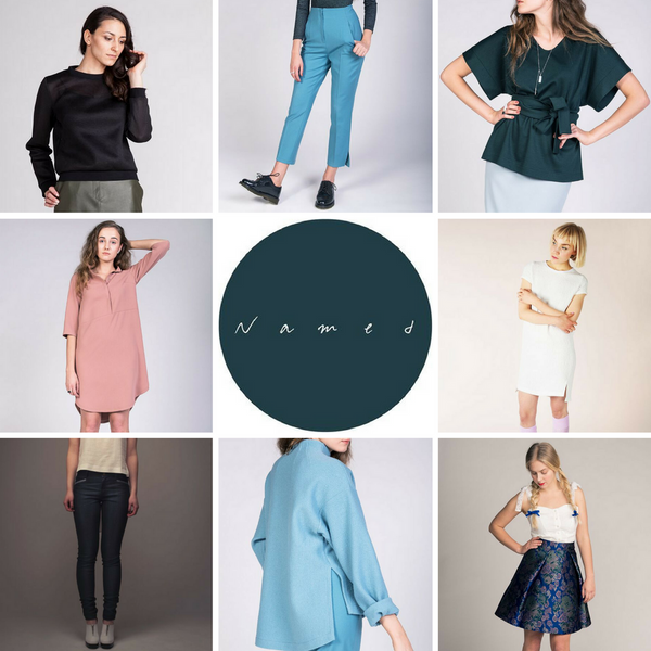 Named Clothing Sewing Patterns