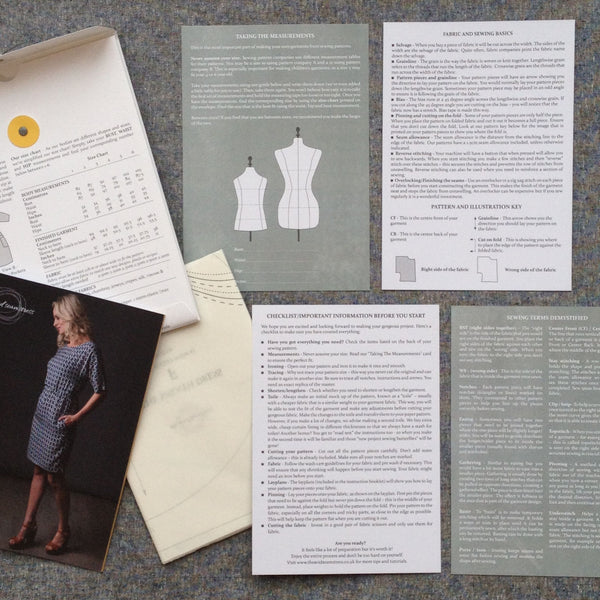 The Avid Seamstress Sewing Patterns