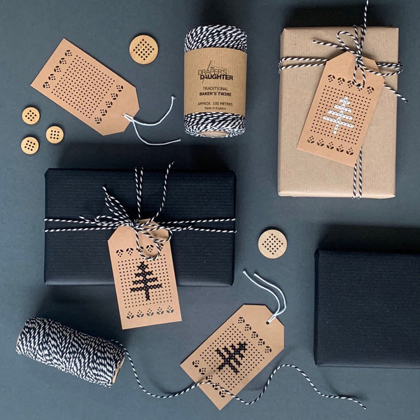 The Draper's Daughter Gift Wrapping