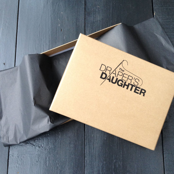 The Draper's Daughter Gift Box
