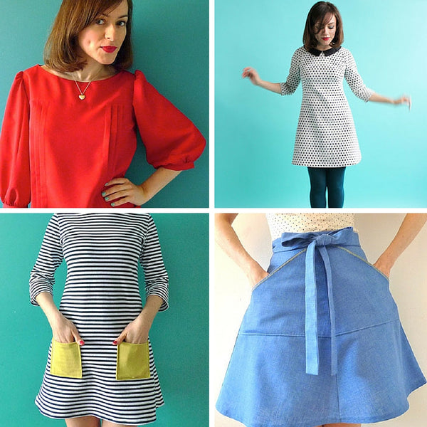 Tilly and the Buttons Sewing Patterns - 25% OFF