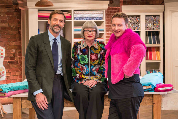 The Great British Sewing Bee 2019