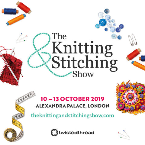 The Knitting & Stitching Show Alexandra Palace October 2019 Ticket Offer