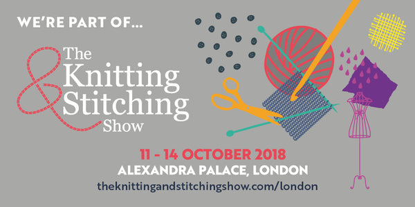 The KNitting and Stitching Show 2018 Alexandra Palace London