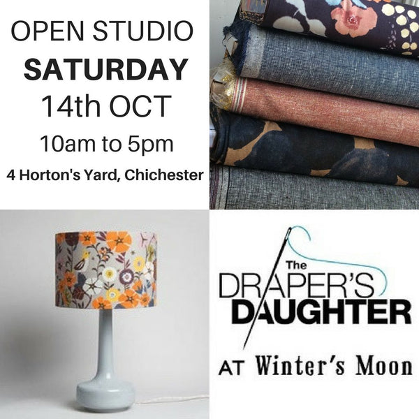 The Drapers Daughter at Winter's Moon Open Day, Chichester