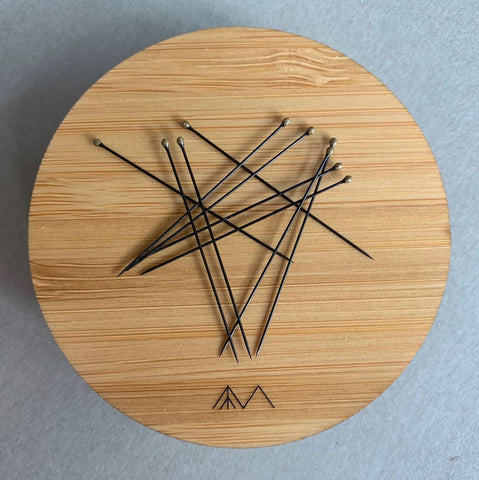Arrow Mountain Magnetic Pin Dish