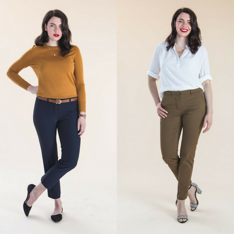 Closet Case Sasha Trousers Sewing Pattern