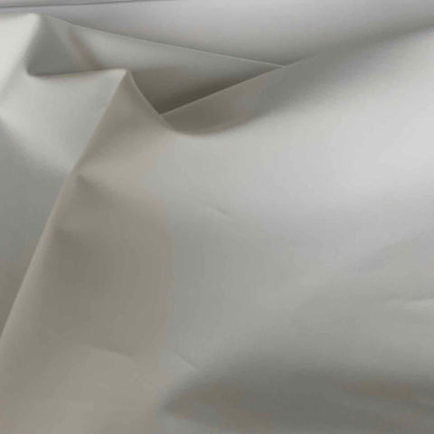 Cotton Plain Weave Fabric White
