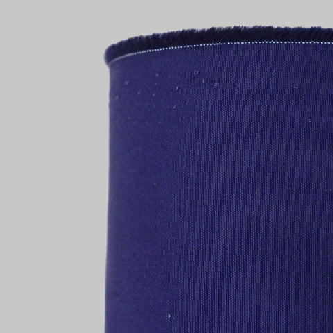 100% Cotton Plain Weave Fabric Navy
