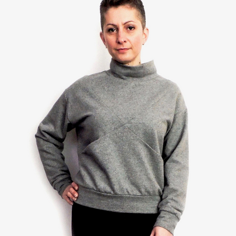 Dhurata Davies Maxine Sweater Sewing Pattern