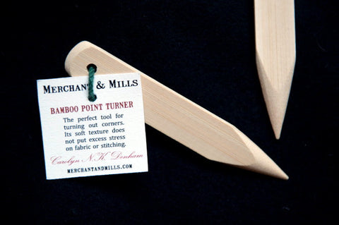 MERCHANT AND MILLS • Bamboo Point Turner