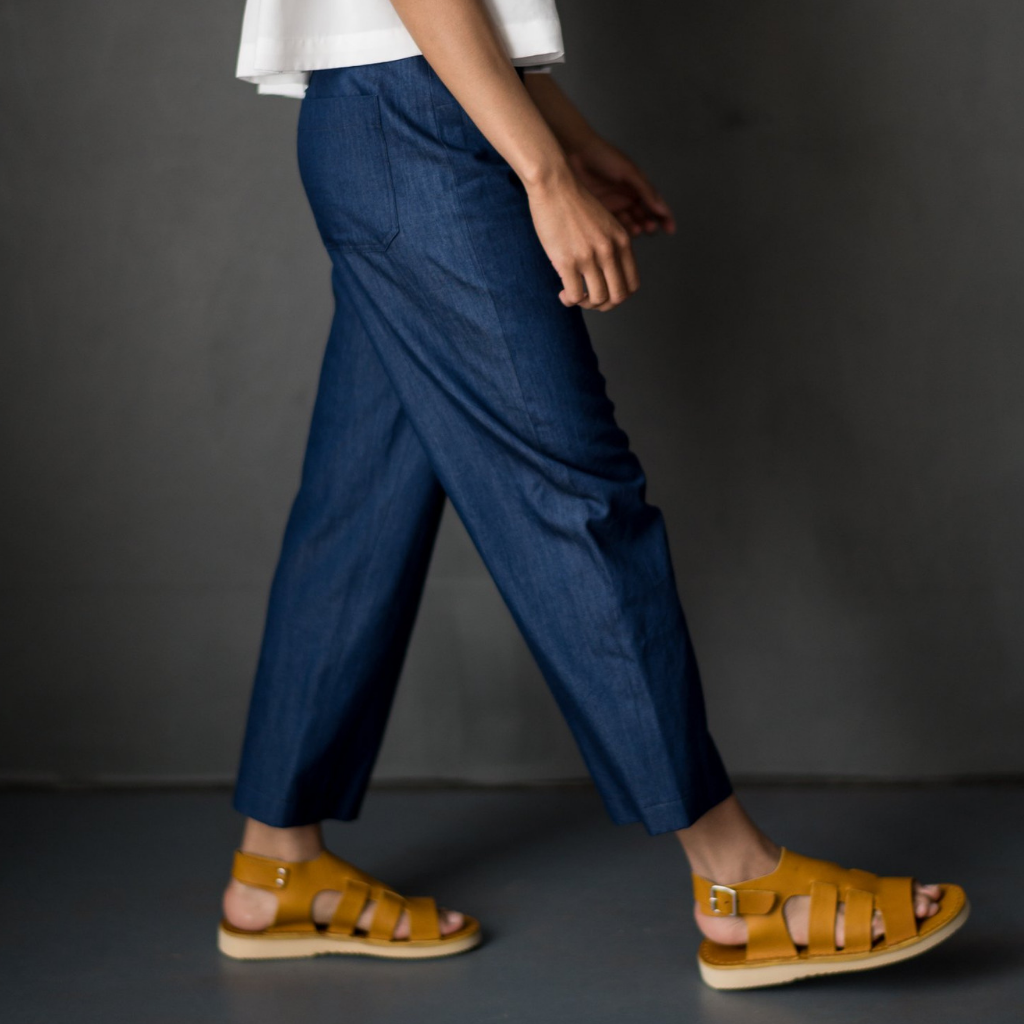 Merchant & Mills The Eve Trousers Sewing Pattern