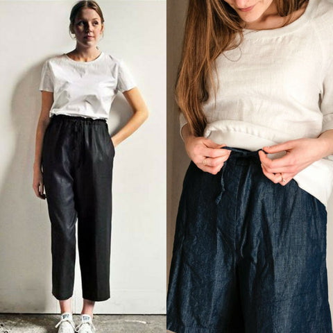 Merchant and Mills The 101 Trouser Sewing Pattern