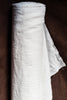 Merchant and Mills 185 European laundered Linen Fabric Virgin White