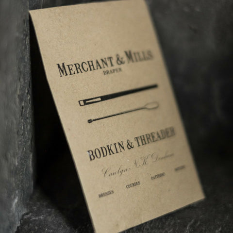 Merchant and Mills Bodkin & Threader