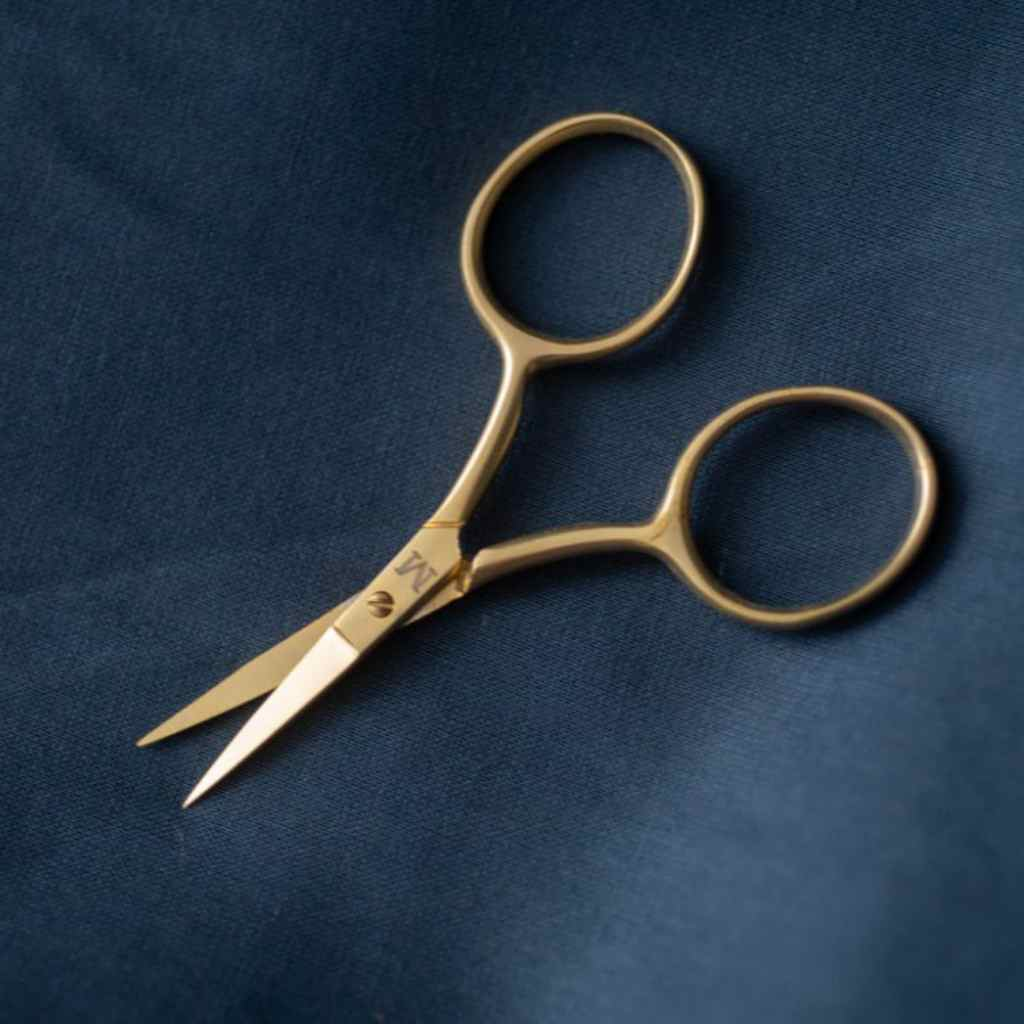 Merchant and Mills Fine Work Gold Scissors
