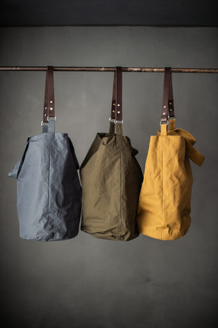 Merchant and Mills Jack Tar Bucket Bag Sewing Pattern