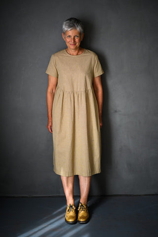 Merchant and Mills Florence Top & Dress Sewing Pattern