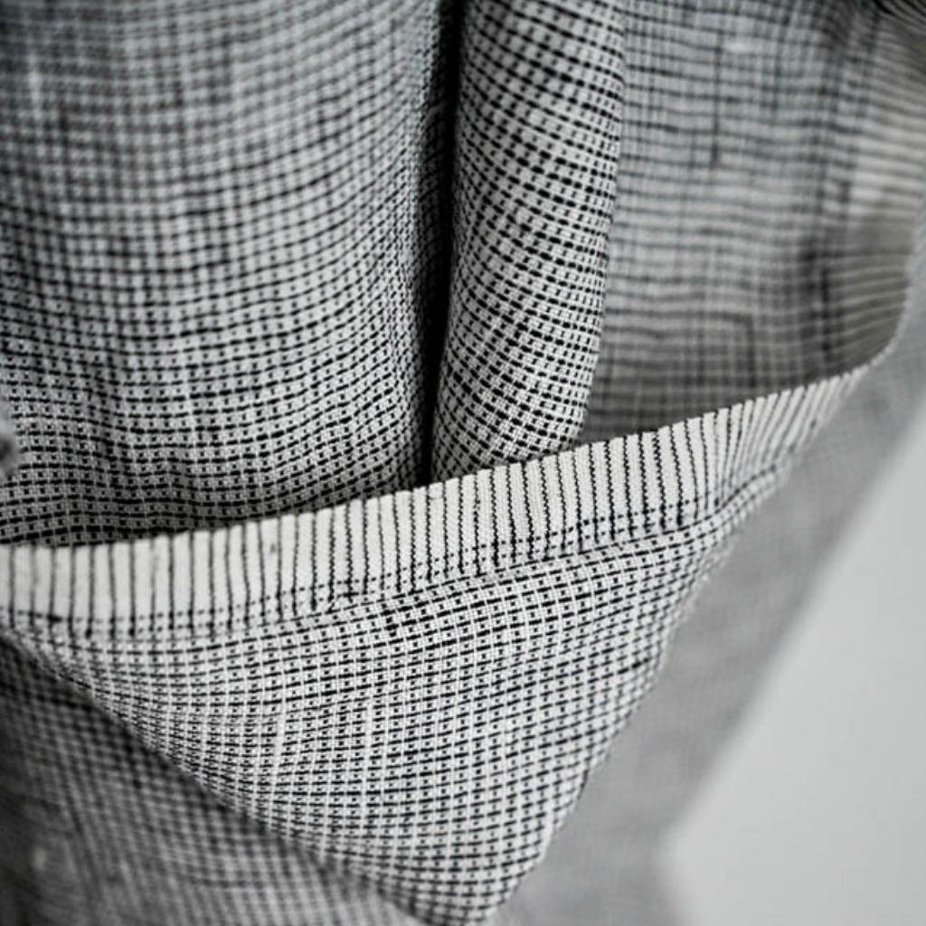 Merchant and Mills Spot Check Laundered Linen Fabric