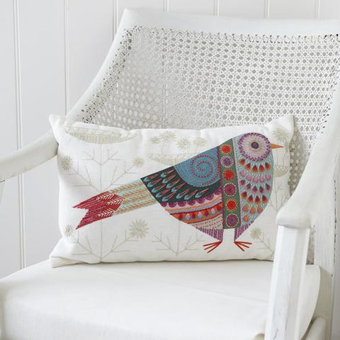 Nancy Nicholson Cuckoo Embroidery Stitch Kit