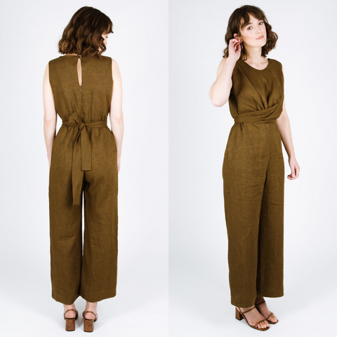 Papercut Patterns Mirri Jumpsuit Sewing Pattern