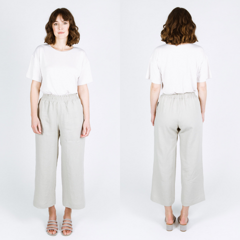Papercut Patterns Tula Trousers Sewing Pattern