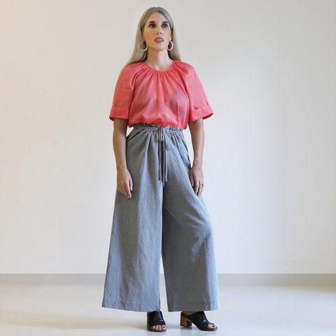 Pattern Fantastique Cove Pant Trousers Sewing Pattern