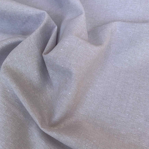 Robert Kaufman's Yarn Dyed Essex Linen Fabric Heather