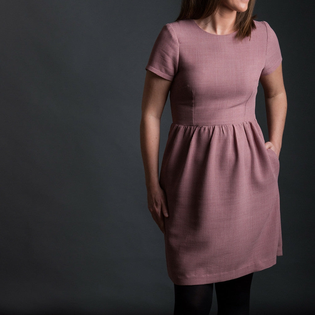 The Avid Seamstress The Day Dress Sewing Pattern
