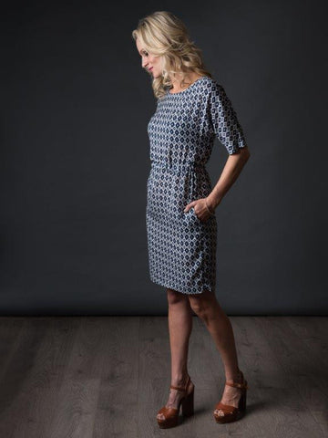 The Avid Seamstress The Sheath Dress Sewing Pattern