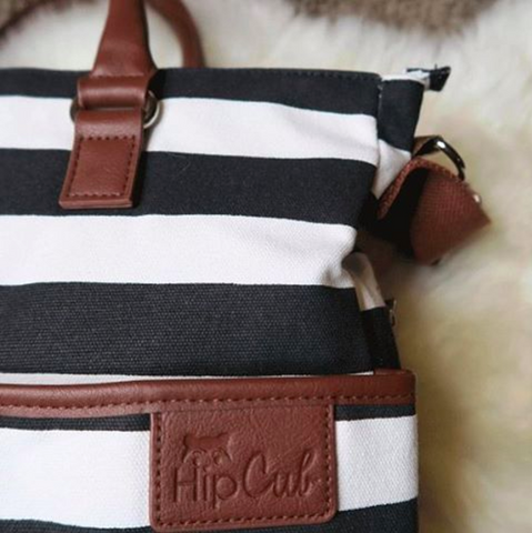 Hip Cub Original Tote Nappy Bag