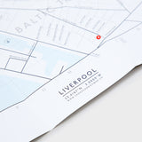 IDMCº Liverpool Map (Issue No.1)