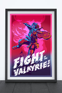 Fight of the Valkyrie