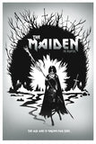 The Maiden in Black