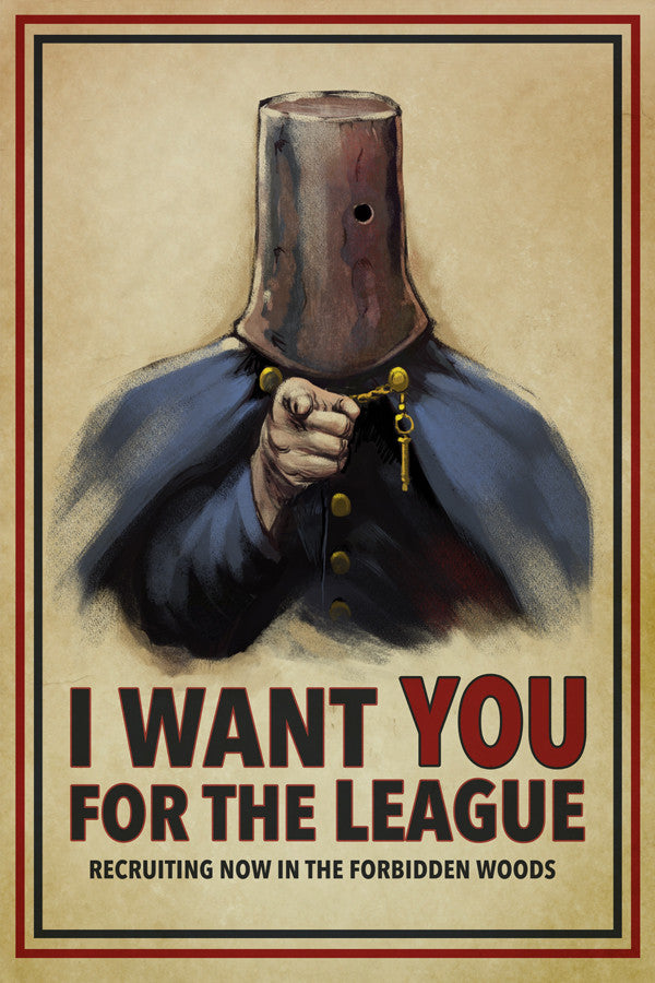 Valtr The League Recruitment
