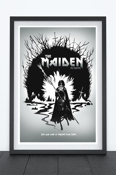 Maiden in Black