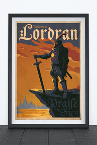 Welcome to Lordran