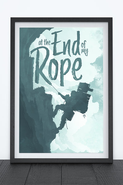 End of My Rope