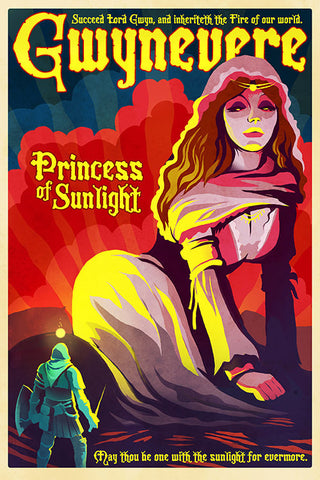 Gwynevere Princess of Sunlight