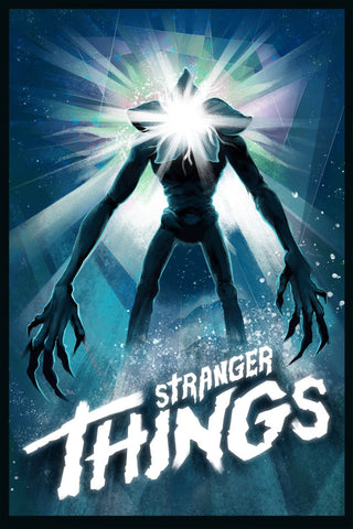 Stranger Things- The Thing