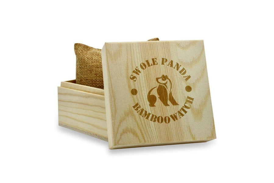 Watch - Small Vintage Bamboo Watch