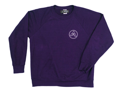 Encircled Sweater - Purple